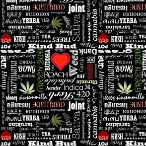 Marijuana Names