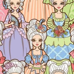 Rococo Ladies