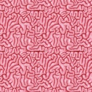Tiny Neon Pink Brains