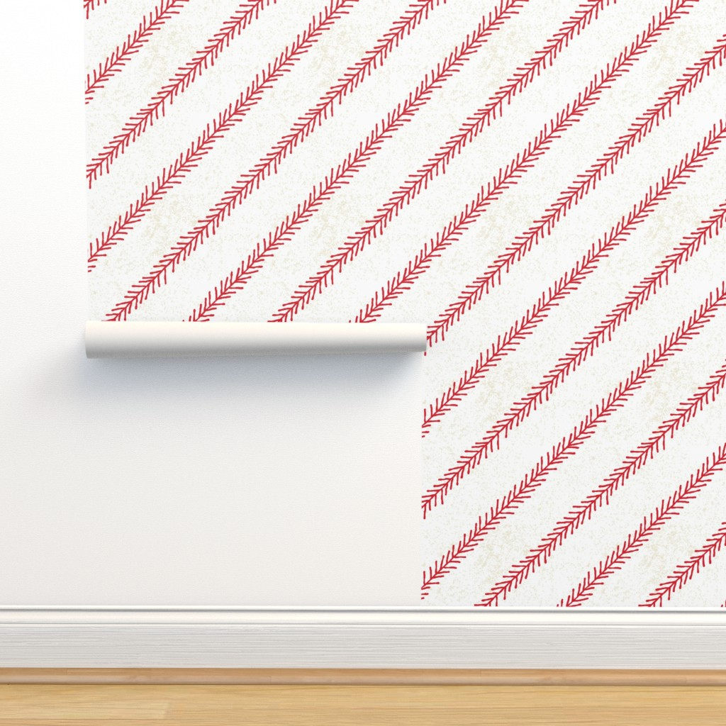 Isobar Durable Wallpaper featuring Stitch by nick_neuman