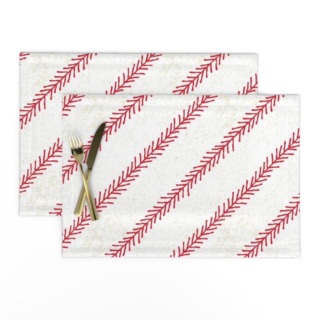 Lamona Cloth Placemats featuring Stitch by nick_neuman