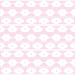 aztec_white_on_pale_pink_2inch