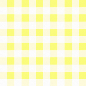 Happy Lemon Gingham