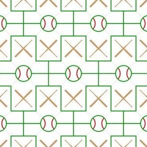 04421282 : tshirt 2x baseball bat