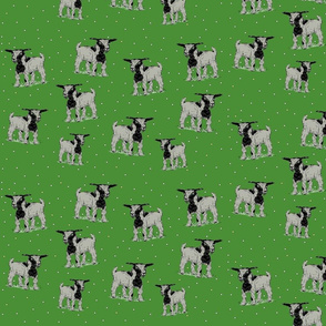 Goats_for_spoonflower_contest