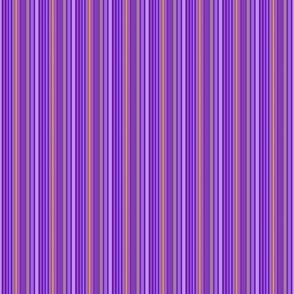 Lilac Micro Stripe
