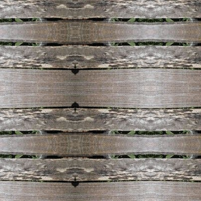 Weathered Wooden Boards - Horizontal Stripes (Ref. 4008 )