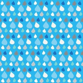 Splish Spash Rain Drops