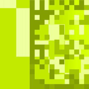 data matrix modern lime camouflage