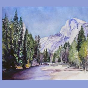 Yosemite Pillow Top