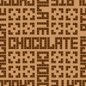 04433562 © chocolate - the only food