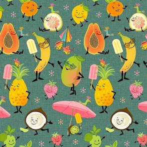 Tropical Fruit Fun