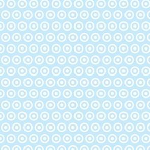 Woodland Whimsical Dot Blue
