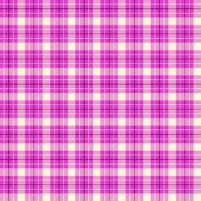 Sugar Cookie Check - Pink