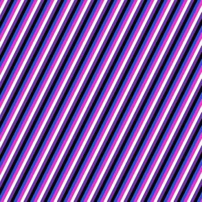Genderfluid Stripes