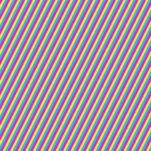 Pansexual Stripes