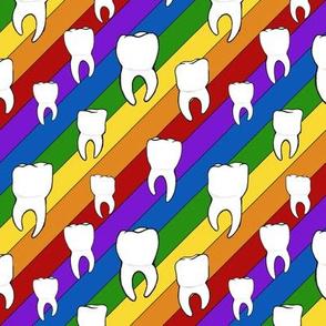 Teeth rainbow