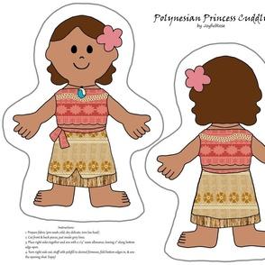 Polynesian Princess Cuddly