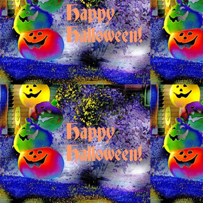 Happy Halloween Pumpkins