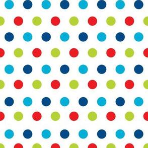 Choo Choo Dots