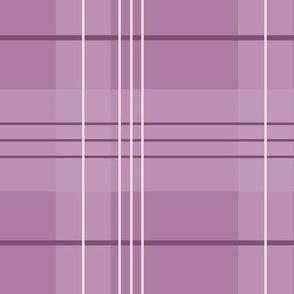 Purple Jougasaki Plaid