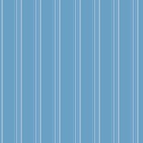 Soft Blue Stripe