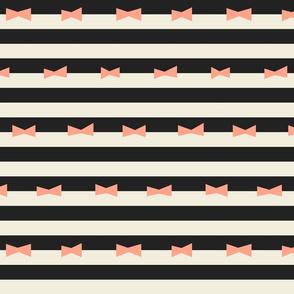 Bowtie & Stripe