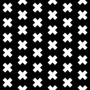 cross_white_black_3x3