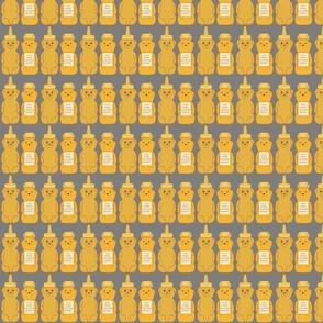 Honey Bears Grey