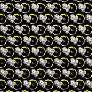Flowers Noir