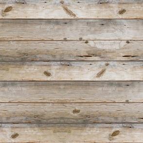 Reclaimed Planks, horizontal