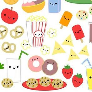 XL Happy Snacks!