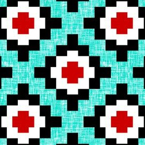 Turquoise-weave West by Southwest by Su_G_©SuSchaefer