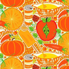 Orange Fiesta!