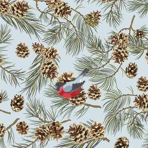 PineBullfinchPattern
