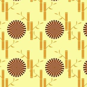 Spring Gold Bamboo