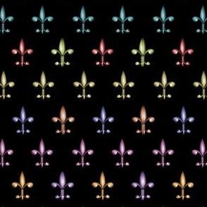 ©2011 Rainbow Fleur de Lis