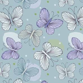 butterflylines