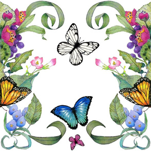 butterfly baroque