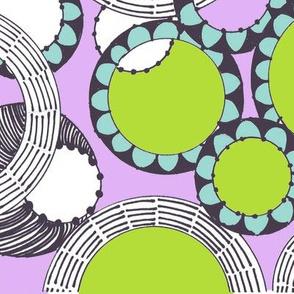 Wheels-Purple