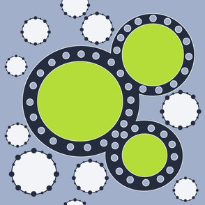 Graphic Wheels