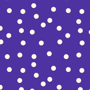 Morgana Polka Dots on Cosmic Latte small