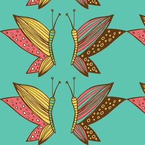 Butterfly Sisters