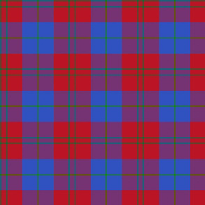 """Wotherspoon family tartan, 6"""""""