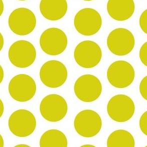 Lime Green Disks