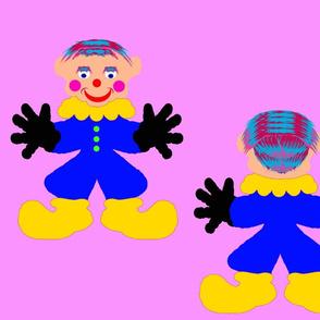 ClownDollPink21X18jpg