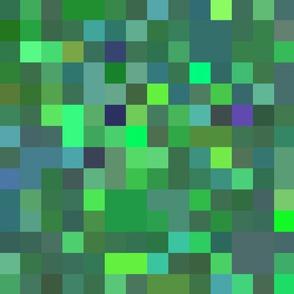 Blue Green Pixel Check