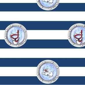 KiniArt Nautical Westies Revisited
