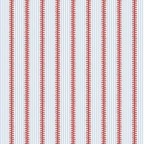 Baseball Stitching Stripe