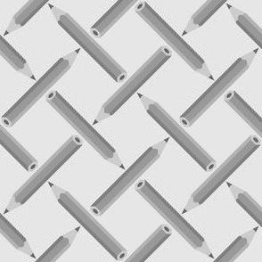 pencil weave